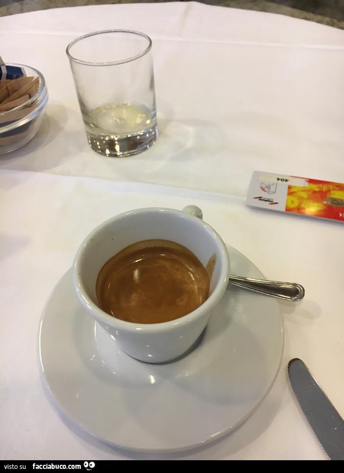 Wonderbaarlijk Caffè doppio in tazza grande Oggi ci sta proprio Buongiorno ciurma ST-13